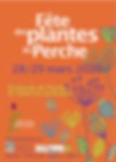 Fête des plantes du Perche 2020 Hortus Pertica