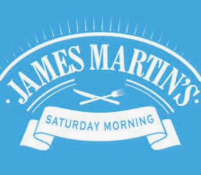 James Martin Airstream
