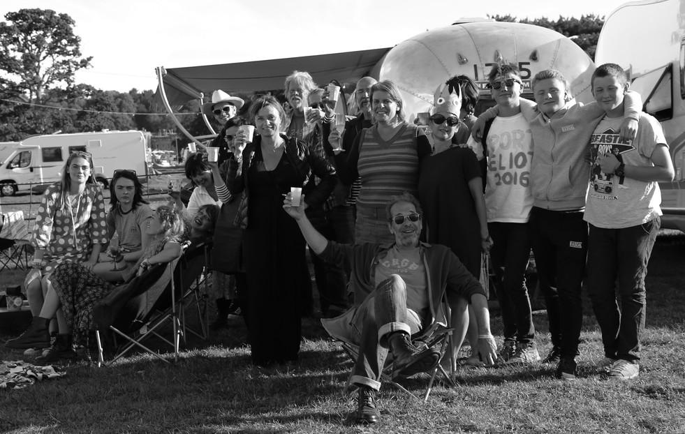Airstream for Festivals
