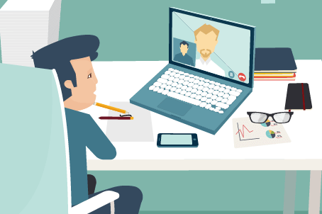 Video Interviews – How to handle them