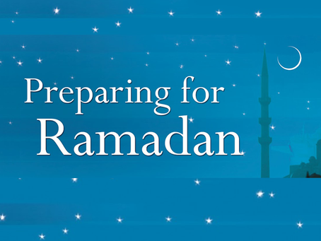 Ramadan during COVID-19 - Stay Safe All