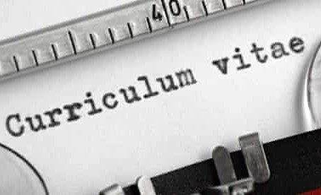 Hints & Tips for that perfect CV