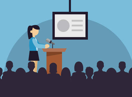 Eight tips on how to make your interview presentation sparkle