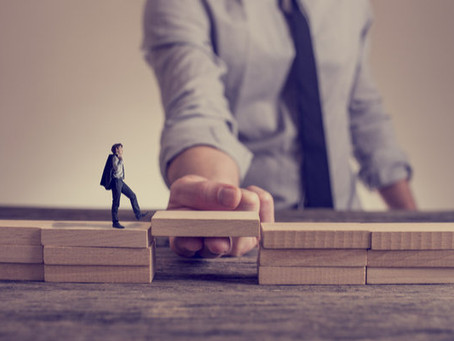 Addressing that 'gap' on your CV!