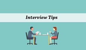 10 Top Interview Tips