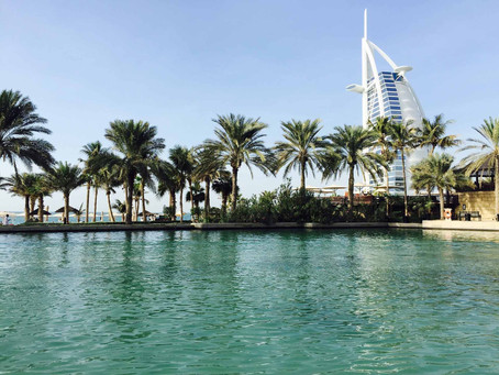 Few pointers about living in Dubai ... From Dubai