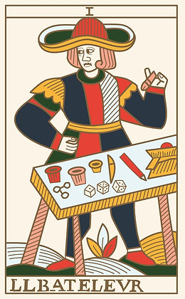 Torah in the Tarot