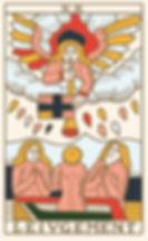 Torah tarot, tarot, tarot kabbalah, tarot Judaism, tarot de Marseille