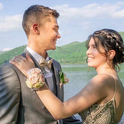 Olivia Ricci Jr Prom