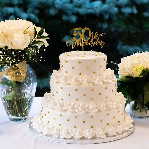 Tony & Louise 50th Wedding Anniversary