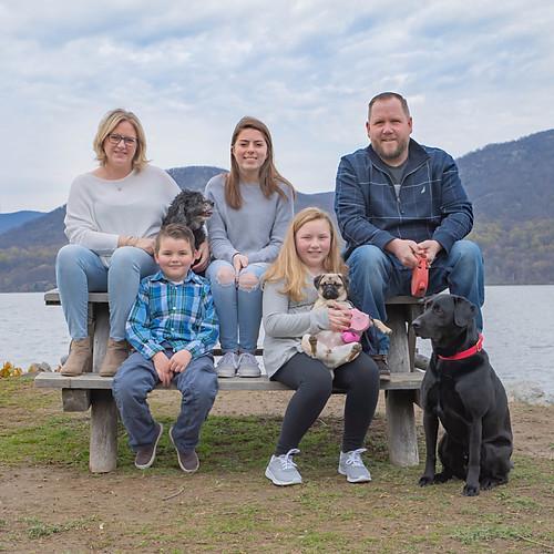 Jackie & Family