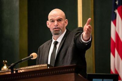 Lt Governor John Fetterman