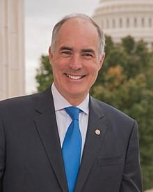 US Senator Bob Casey