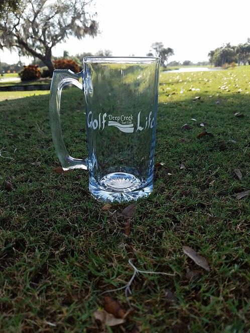 Golf Life Deep Creek Country Club Beer Mug 26.5oz
