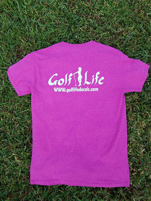 Golf Life Ladies T-Shirts