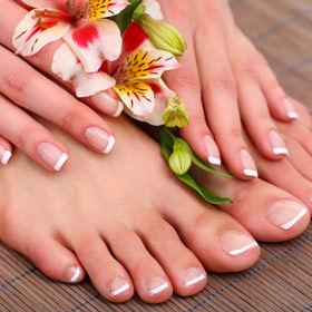 Spa Pedicure & Spa Manicure combo