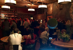 Wedding Rehearsal After Party at High West Saloon in Park City, Utah