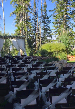Wedding at Private Home in Park City, Utah