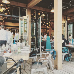 Wedding Reception at High West Distillery in Park City, Utah