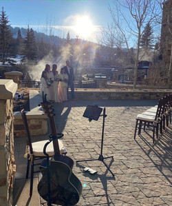 Wedding at St. Regis in Park City, Utah