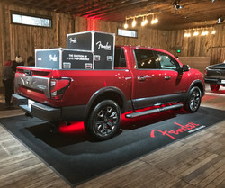 Nissan-Fender Corporate Event at Blue Sky Ranch in Coalville, Utah