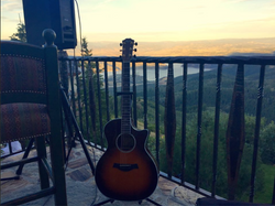 Beautiful view at a Private Party in Park City, Utah