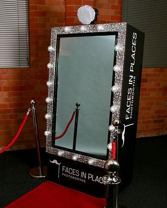Magic Mirror avaliable for hire