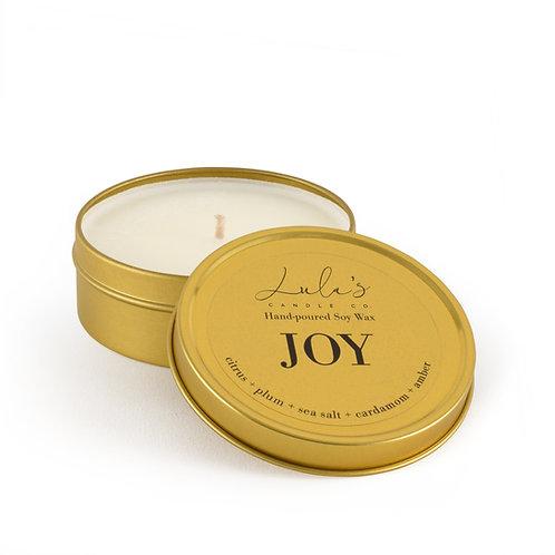 Joy - Travel Candle (3.5oz)