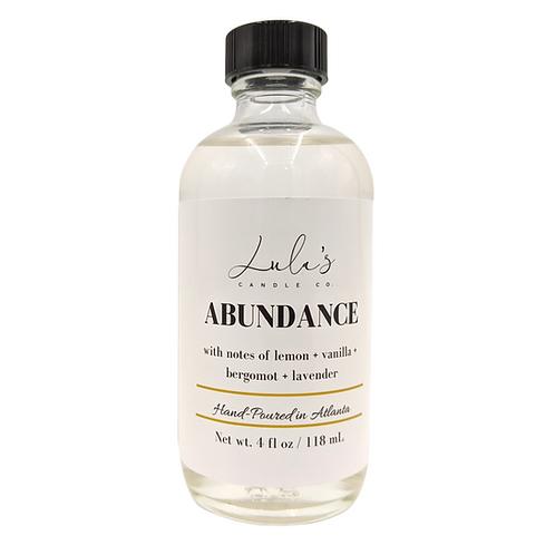 Abundance - Reed Diffuser (4oz)