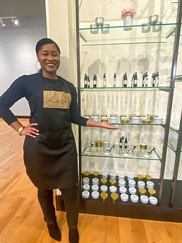 Lula's Candle Co. Soy Candles Luxury Can