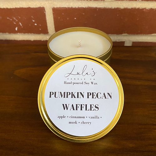Pumpkin Pecan Waffles - Fall Collection (7.5 oz)