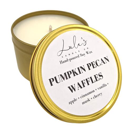 Pumpkin Pecan Waffles - Fall Collection (7.5 oz)