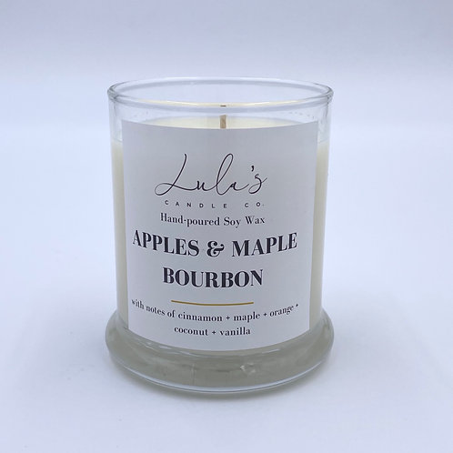 Apples & Maple Bourbon - Fall Collection (9 oz)