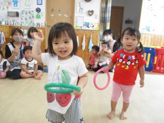 今週も元気いっぱいの子ども達(*^^*)