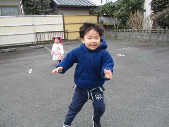 みんなで☃❄ 元気いっぱい!!!