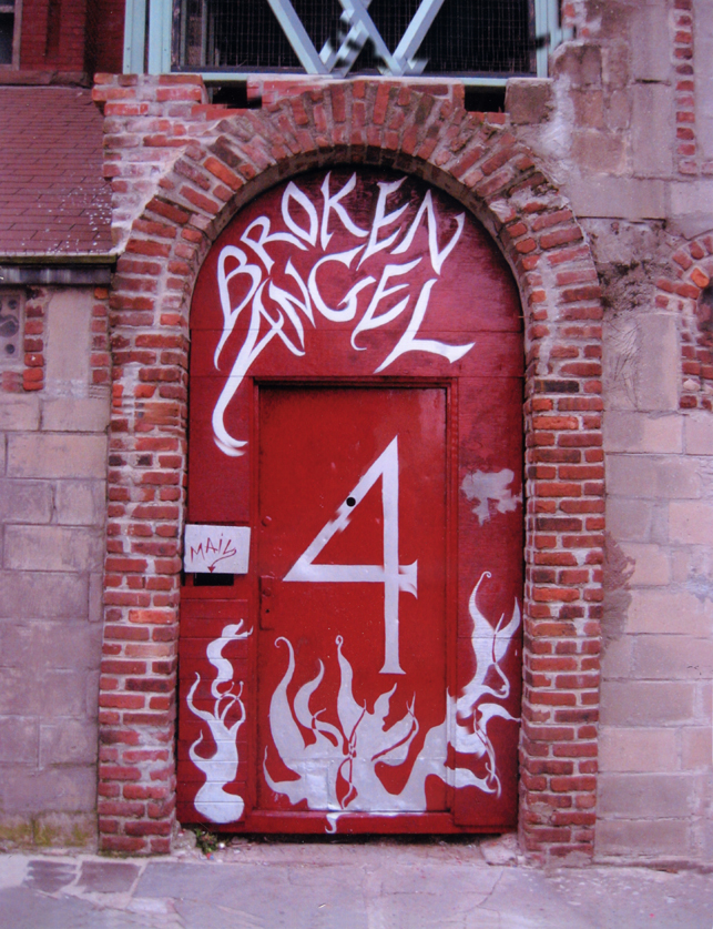 The Door to Broken Angel