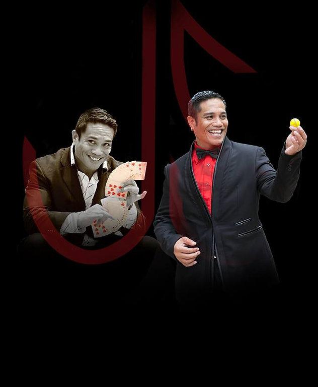Johnnysamoa magician samoan entertainer