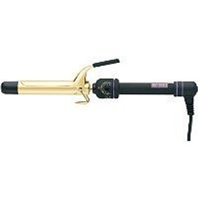 "1"" Hot Tools 25K gold curling iron"