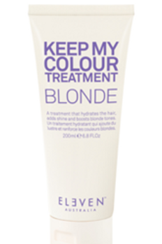 KEEP MY COLOR BLONDE TREATMENT