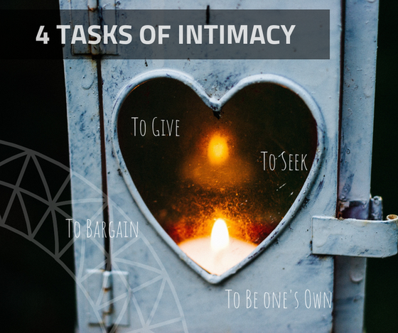 The 4 Tasks of Intimacy