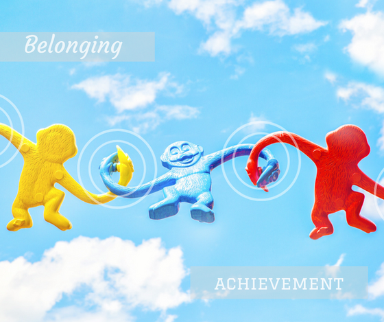 Achievement and Belonging