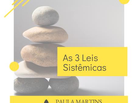 As 3 Leis Sistêmicas