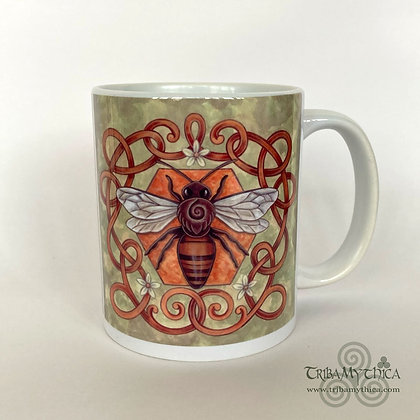 Honey Bee - Art Mug
