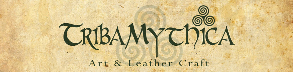 TribaMythica Art & Leather Craft