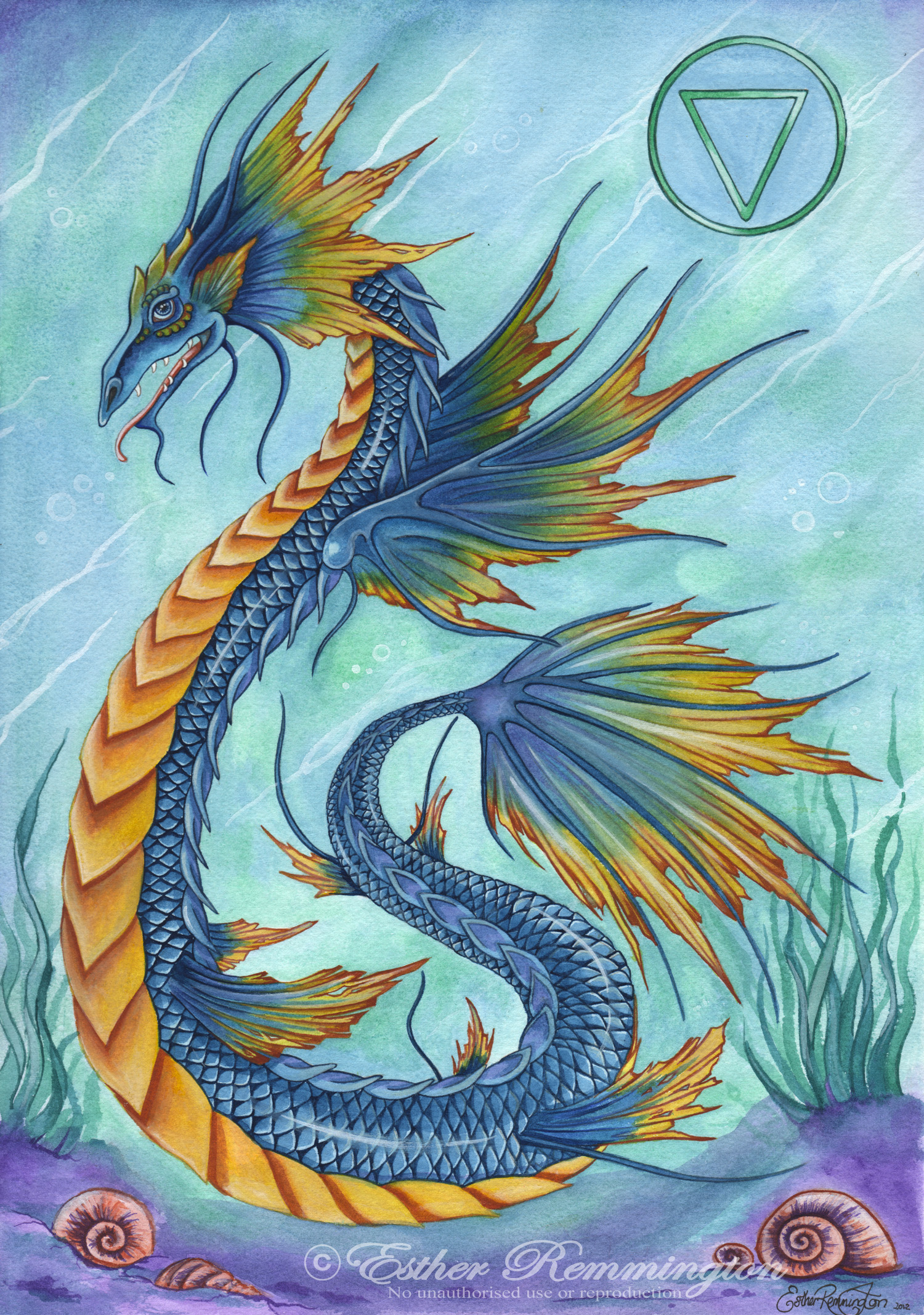 Water Dragon - 2012