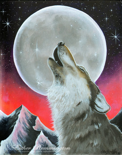Wolf Moon - 2011