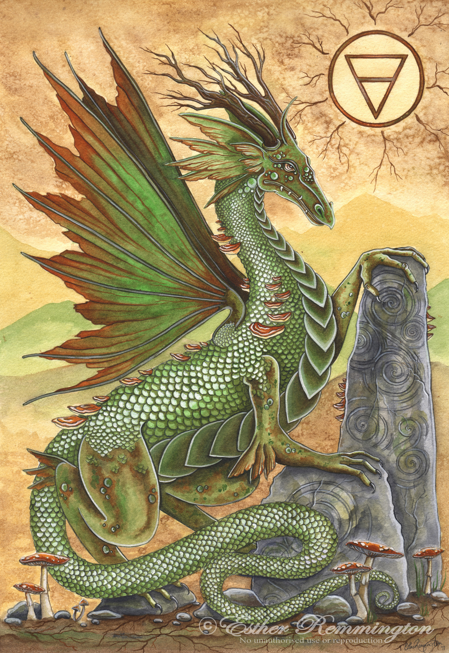 Earth Dragon - 2011