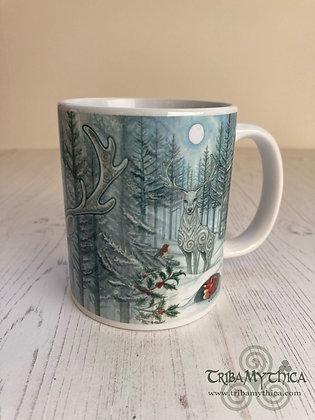 Winter Wonder - Art Mug