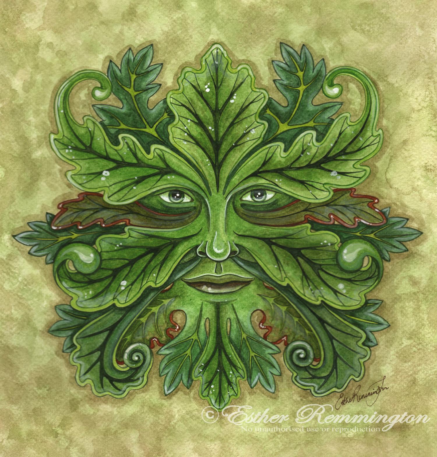 Green Man - 2012