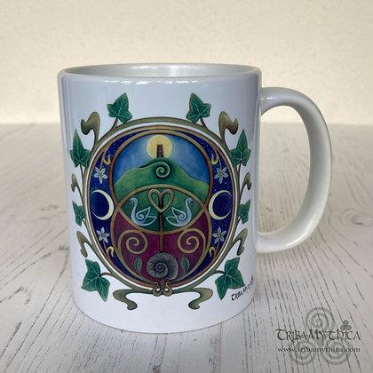 Heart of Avalon - Art Mug